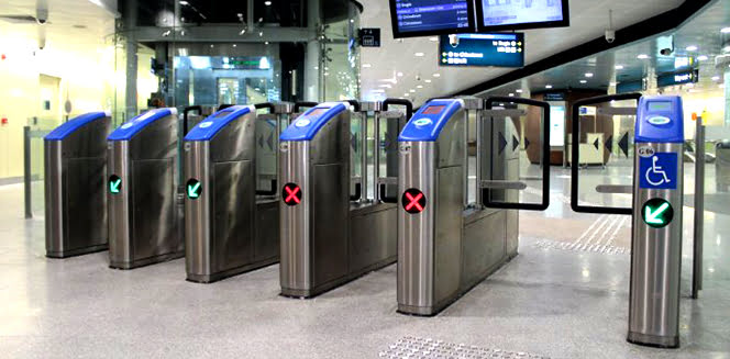 Automated Fare Collection System think transportation