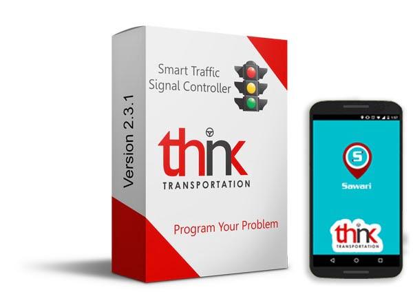 Think Technologies intelligiant transportation system