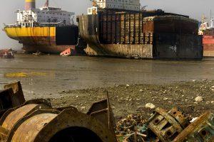 Shipbreaking Yard Gaddani