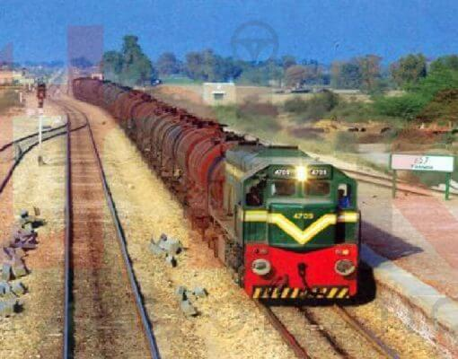 Feasibility Study of New Freight Train from Karachi Port to Pipri Marshalling Yard Think Transportation