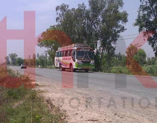 Feasibility of Dualization of Faisalabad Chiniot Road Think Transportation