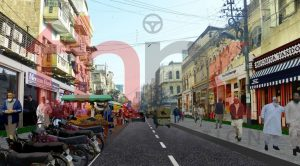 Non Motorized Corridor Analysis of Saddar Town Think Transportation