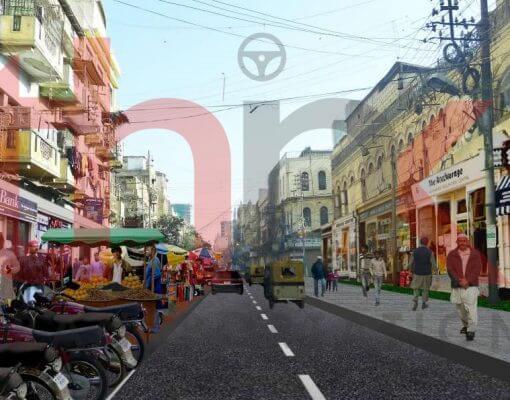 Non Motorized Corridor Analysis of Saddar Town Think Transportation