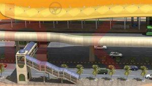 Bus Rapid Transit, Yellow Line, Korangi Road, Karachi Think Transportation
