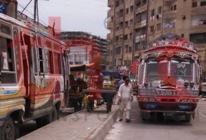 Bus Routes Surveys, Karachi Think Transportation