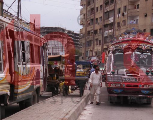 Bus Routes Surveys, Karachi Think Transportation
