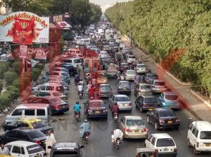 Congested Corridor Identification Karachi Think Transportation