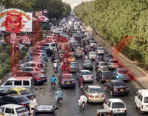 Congested Corridor Identification Karachi Think Transportation