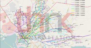 I.I. Chundrigar Road Bus Shuttle Service Think Transportation