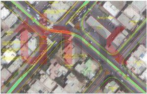 Commercial Avenue x Khayaban e Bahria Intersection Design Think Transportation