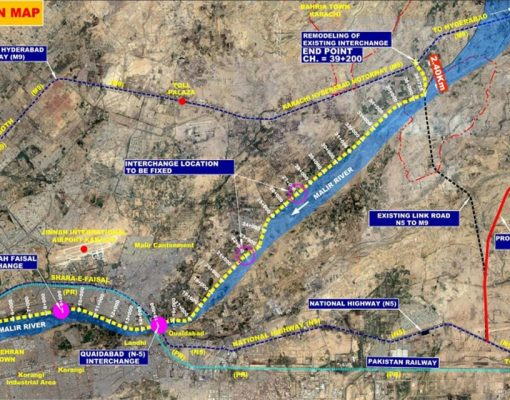 Feasibility Study of Malir Expressway, Karachi