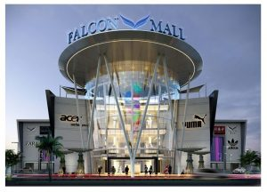 Traffic Impact Study of Falcon Mall Shahrah e Faisal