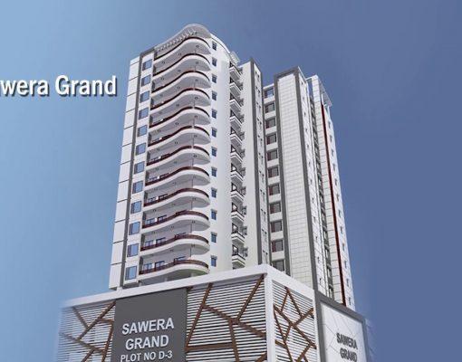 Traffic Impact Study of Sawera Grand