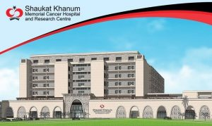 Traffic Impact Study of Shaukat Khanam Memorial Cancer Hospital Karachi