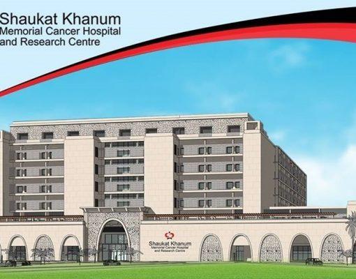 Traffic Impact Study of Shaukat Khanam Memorial Cancer Hospital Karachi