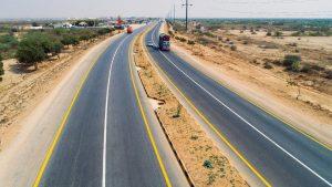 Traffic Study of National Highway N-5 (Karachi - Thatta Section)
