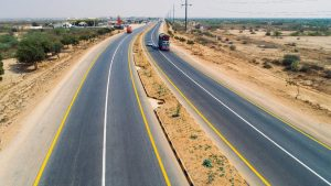 Traffic Study of National Highway N-5 (Karachi - Thatta Section)