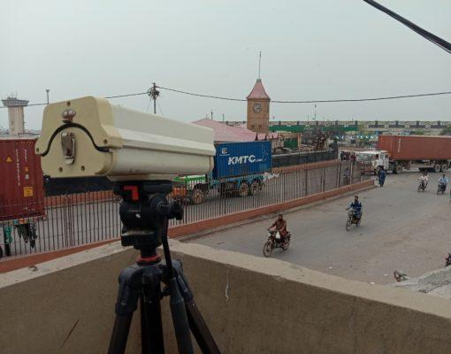 Traffic Surveys of Karachi Port Trust Region