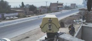 Traffic Surveys of National Highway N5 (Lahore Multan Section)