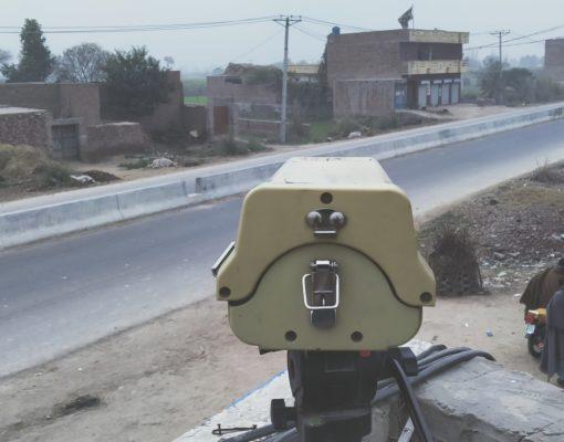 Traffic Surveys of National Highway N5 (Lahore Multan Section)