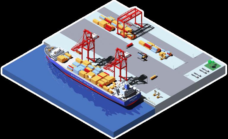 shipyard seaport