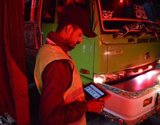 Traffic Survey App